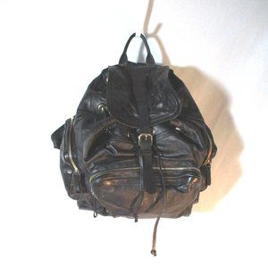 PIERRE HARDY BACKPACK RUCKSACK Leather Bag  LAEGE